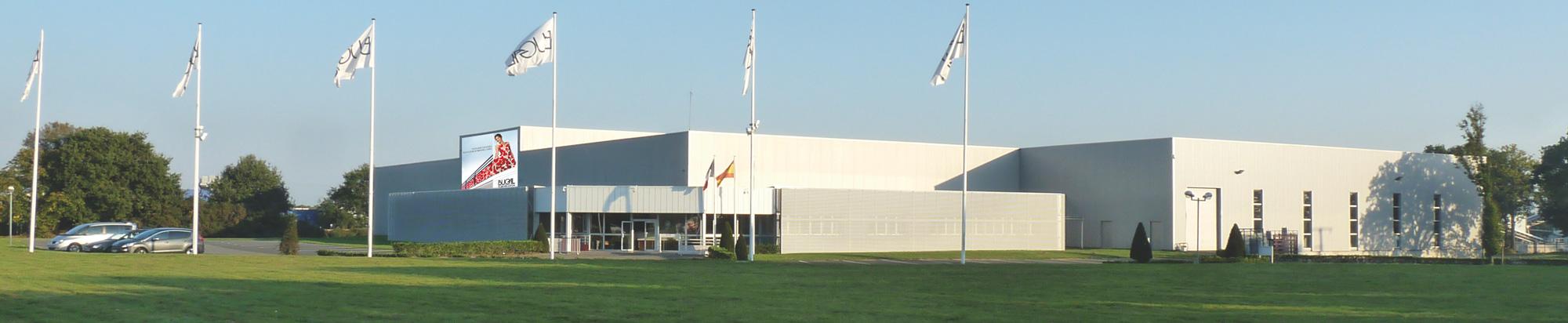 Bugal fabricant de garde corps, leader sur le marché Européen